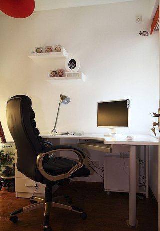 书桌装修效果图143