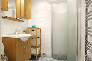 清爽整洁 16款浴室储物架收纳