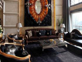 奢華歐式別墅 富麗堂皇巴洛克風