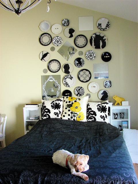 卧室装修效果图487