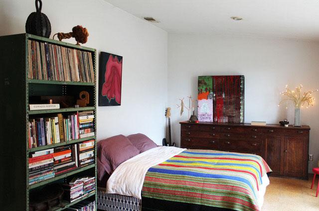 卧室装修效果图499