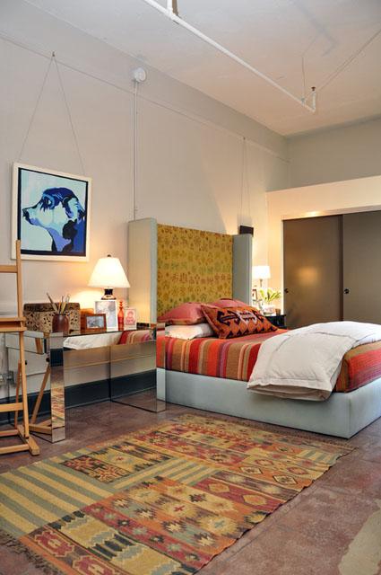 卧室装修效果图501