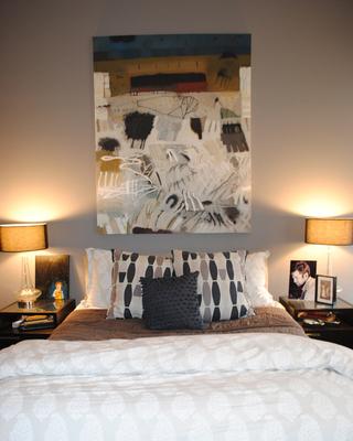 卧室装修效果图544