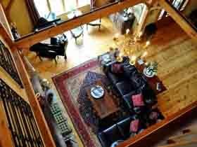 木作古朴家 木质混搭风格海外奢华别墅居