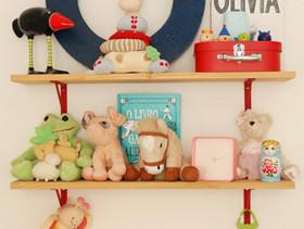 兒童樂園 童真媽媽打造趣味二居室