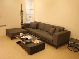 纯然悠闲一居室 创造安然舒适生活