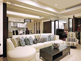 沉稳下的悠然氛围 舒适恬静公寓房