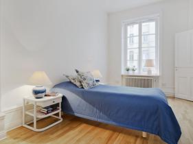 清新北欧公寓 简单装修空间开阔