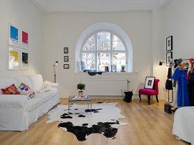 精致小家居 让51平方小公寓大展身手