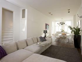 阿姆斯特丹阁楼公寓 140平简约通透家