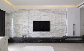 电视背景墙装修效果图116