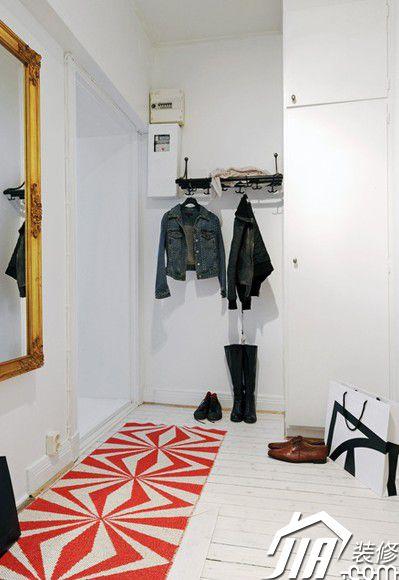 清新北欧公寓 13种过道装饰法尽善尽美(全文)_
