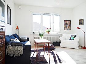 46平简约小资公寓 经济实惠