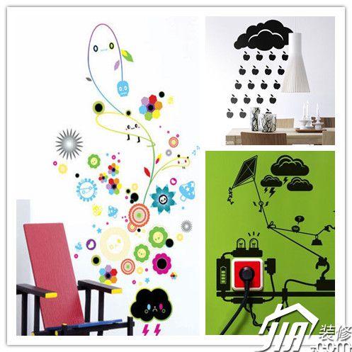 最美墙面风景 14款个性背景墙展风采原创