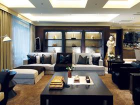 大氣新中式風格豪宅 現代美學盡顯奢華風貌
