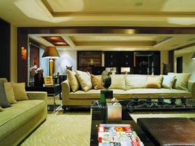 现代混搭新中式 浪漫奢华别墅