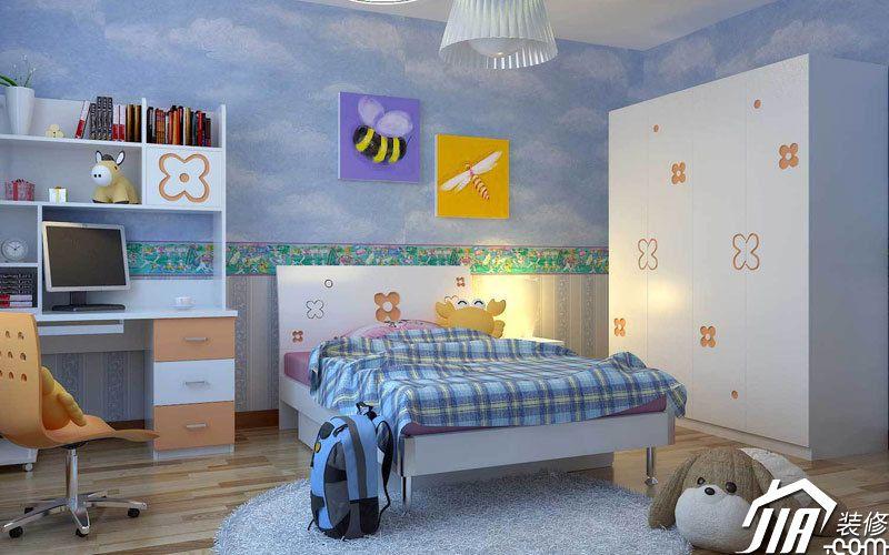 超萌公主房 活泼男孩房 11款创意儿童房推荐(2)原创