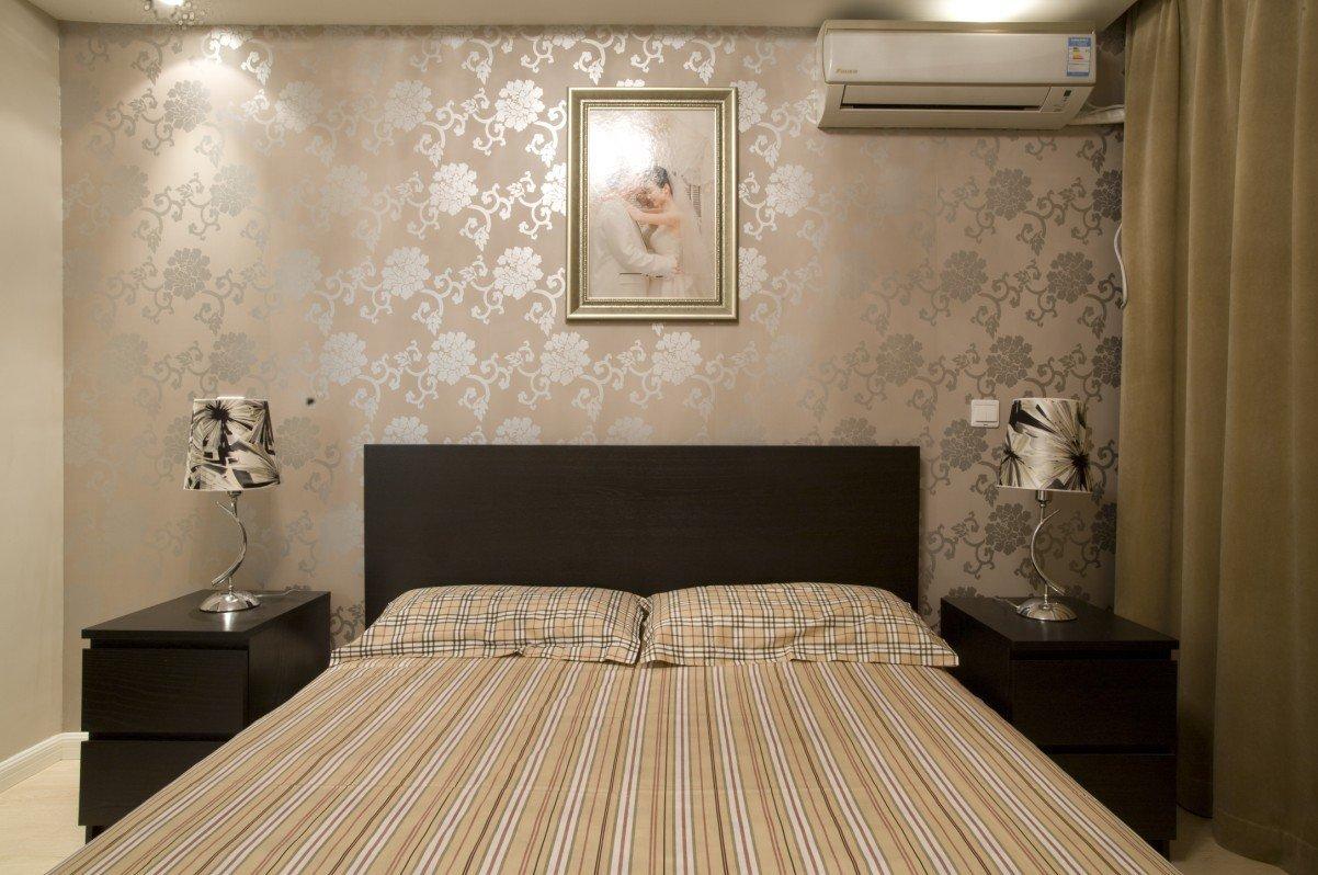 床头柜简约风格小户型装修效果图