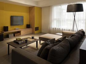 餐桌延伸設計 三居室簡約風