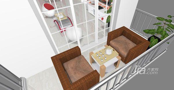 考虑到家中使用的便利性,藤艺休闲沙发得到了许多改进,让收纳组合看