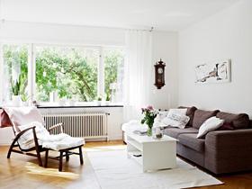 白色清新家 简约时尚北欧风
