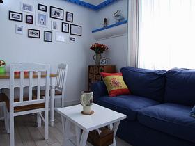 42平地中海小戶型婚房