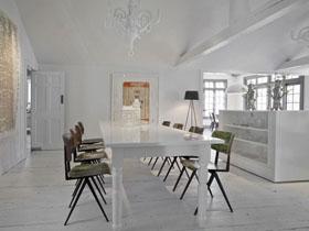 簡約別墅設計 悠然自得的生活