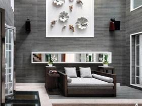 巫小偉-灰色現代 400平舊別墅華麗轉變