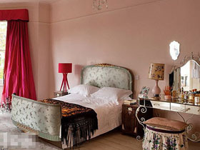 欧式卧室设计 优雅公主梦想天堂
