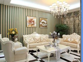 欧式新古典 奢华时尚别墅设计