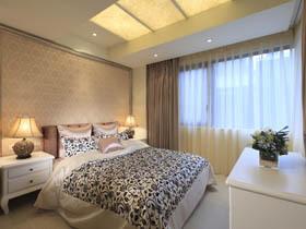 温馨雅致新古典 低调奢华三居室