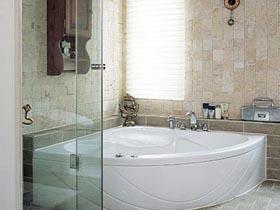 精致浴缸设计 享受惬意生活