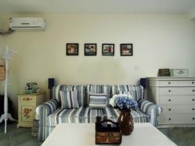 混搭风格一居室装修 打造别致小居