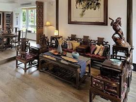 古樸唯美 百萬打造絕色中國風別墅