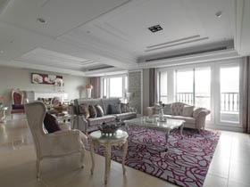 异域风情美式家 低调奢华浪漫居室