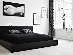 纯白色的诱惑 感受哥本哈根极简公寓的魅力