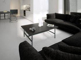 黑白基調LOFT風 現代簡約公寓