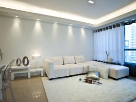 台北小户型 现代豪华一居室