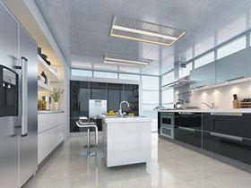 阿里斯顿集成吊顶11款 演绎现代简约厨房间