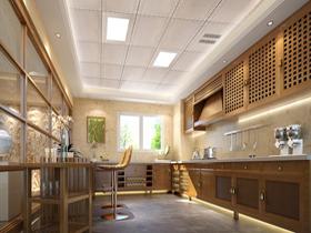 歐斯寶廚房吊頂 點亮你的烹飪空間