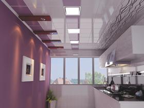 与厨房完美融合 欧普集成吊顶再现经典