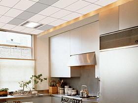现代型内敛优雅 6款奥华集成吊顶厨房篇