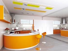 6款品格集成吊顶 演绎厨房新风尚