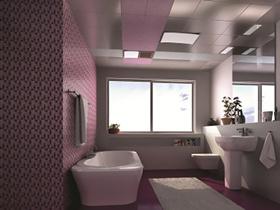 13款品格集成吊顶  打造私密卫浴空间