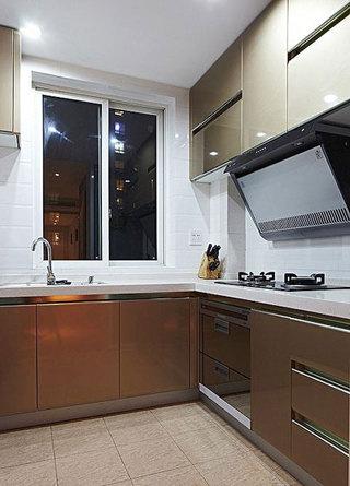 13款简洁大气的    厨房装修效果图