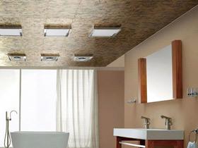 塑造创意私密空间 容声集成吊顶卫浴欣赏