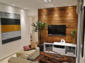 简约设计理念 现代一居室小公寓