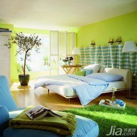 卧室也爱小清新 8款布艺床头设计(5)原创图片