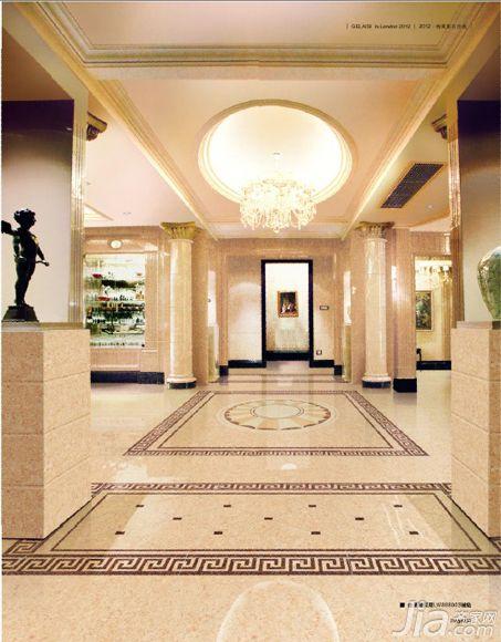 最新室内地面铺装,豪装室内图,室内铺地砖技术交底高清图片