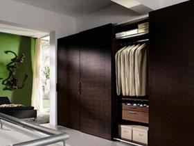 衣柜应避免概念化 打造性价比